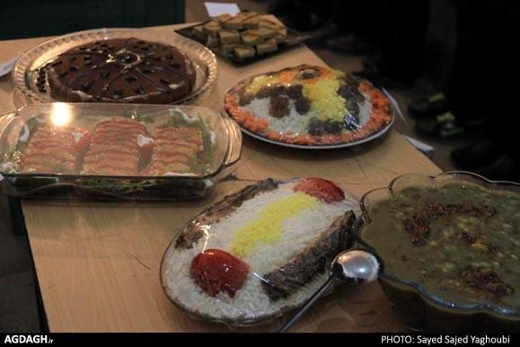 غذاهای سنتی هشجین